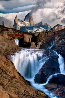 espectaculares paisajes.