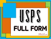 What is the full form of USPS ? || USPS Full form - Abbreviations filltofull.com