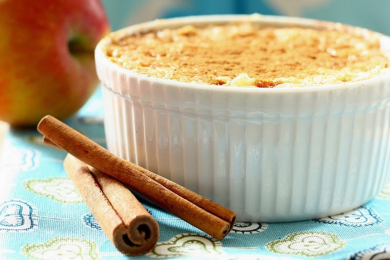 Ryż Zapiekany Z Jabłkami Od Kuchni