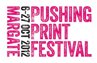 Pushing Print Festival logo