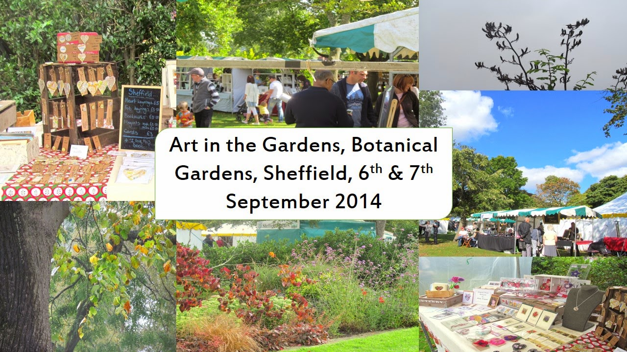 art in the gardens 2014