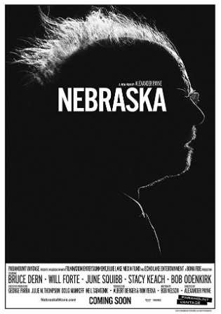 Nebraska 2013 BluRay 350MB Hindi Dual Audio 480p ESub Watch Online Full Movie Download Worldfree4u 9xmovies