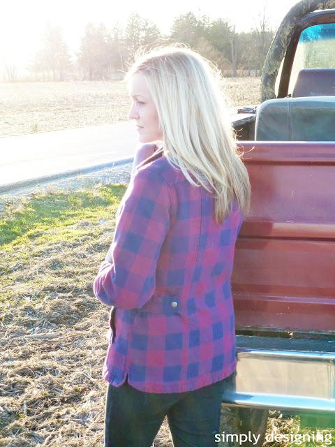 duluth+womens+shirt+jac What-To-Wear While DIY-ing 18