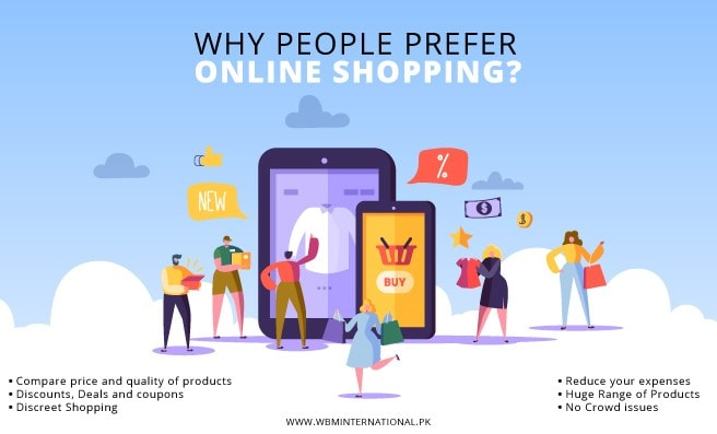 Why People Prefer Online Shopping?