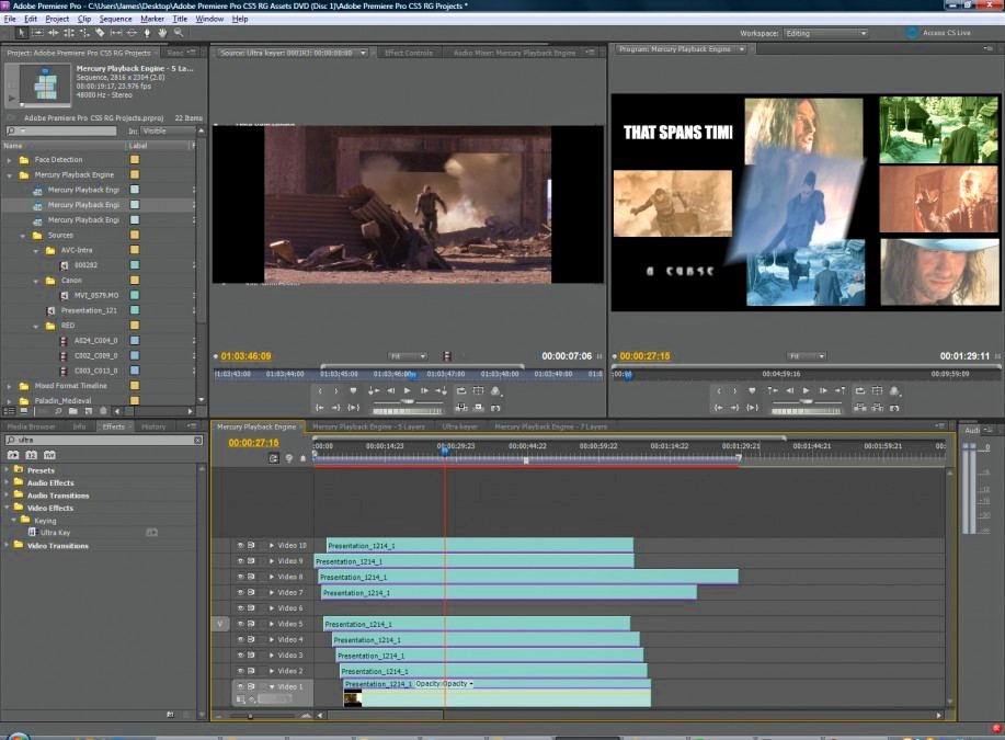Adobe Premiere CS5 Full Version Gratis