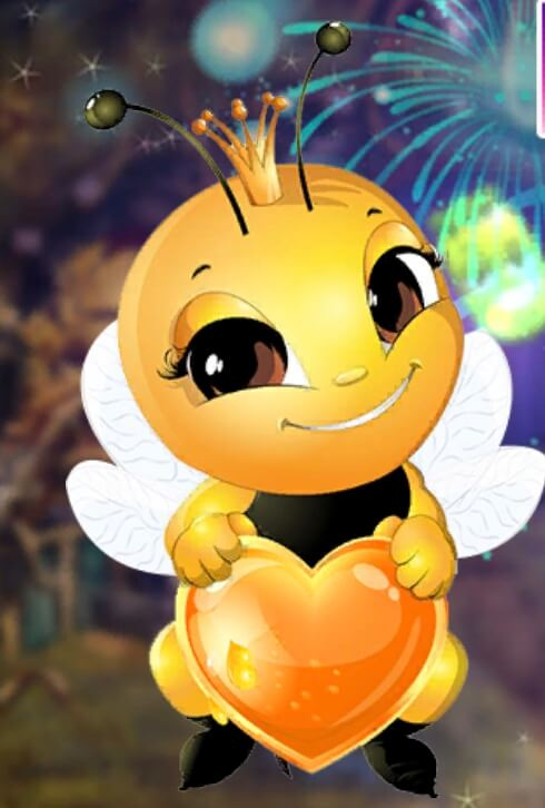 Play Games4King Honey Bee Love Escape