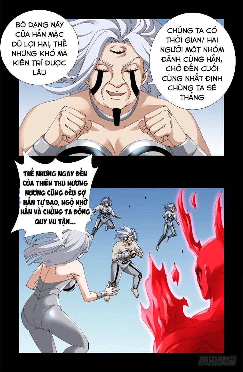 Huyết Ma Nhân chap 490 - Trang 9