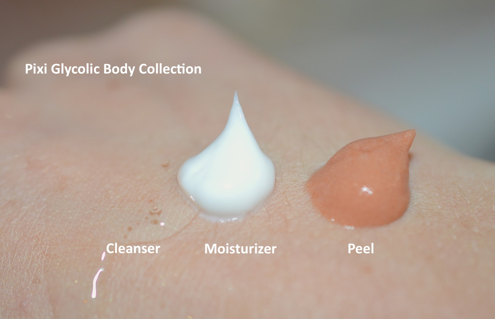 Pixi Glycolic Body Review