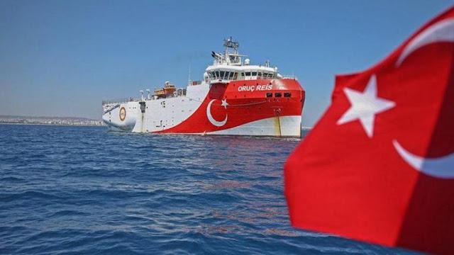 Τουρκία: Εμείς είμαστε σε τουρκική ΑΟΖ, εσείς να φύγετε