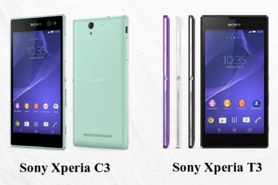 Sony Siap Luncurkan Sony Xperia C3 dan Xperia T3 di Indonesia