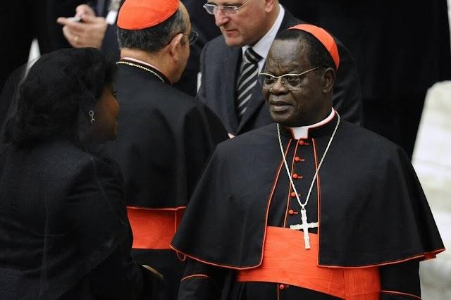 Le cardinal Monsengwo, archevêque émérite de Kinshasa, est mort à Paris