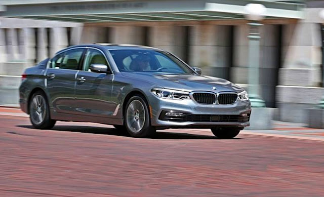 2018 BMW 530e xDrive Plug-In Hybrid
