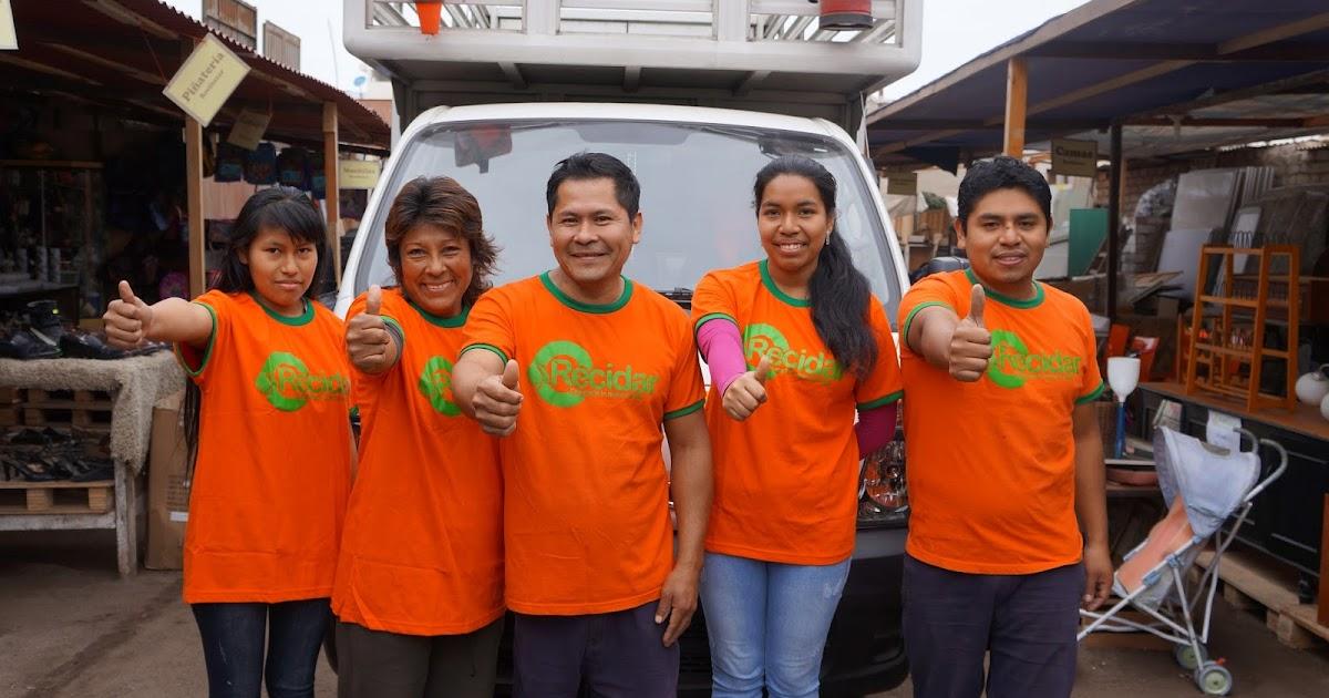 Recidar: Donación de cosas usadas u objetos usados en Lima ...