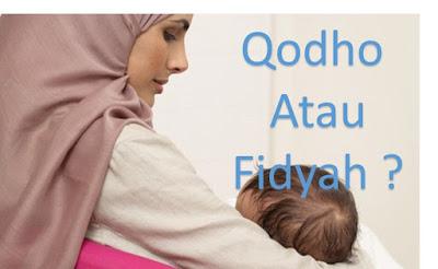 Fidyah atau Qhodho? Beginilah Islam Mengatur Menyusui Saat Puasa dan Tips Berpuasa Ibu Hamil dan Menyusui Hukum Berpuasa Saat Menyusui  dan Hamil, Lengkap dengan Tips Berpuasa Ibu Hamil dan Menyusui