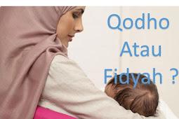 Fidyah atau Qadha ? Hukum Berpuasa Saat Menyusui  dan Hamil, Lengkap dengan Tips Berpuasa Bagi Ibu Hamil dan Menyusui