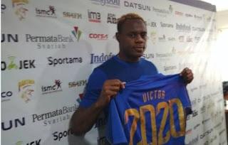 Persib Kontrak Victor Igbonefo Selama Tiga Musim dengan Alasan Kualitas