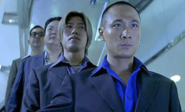 Review: THE MISSION 鎗火 (1999)