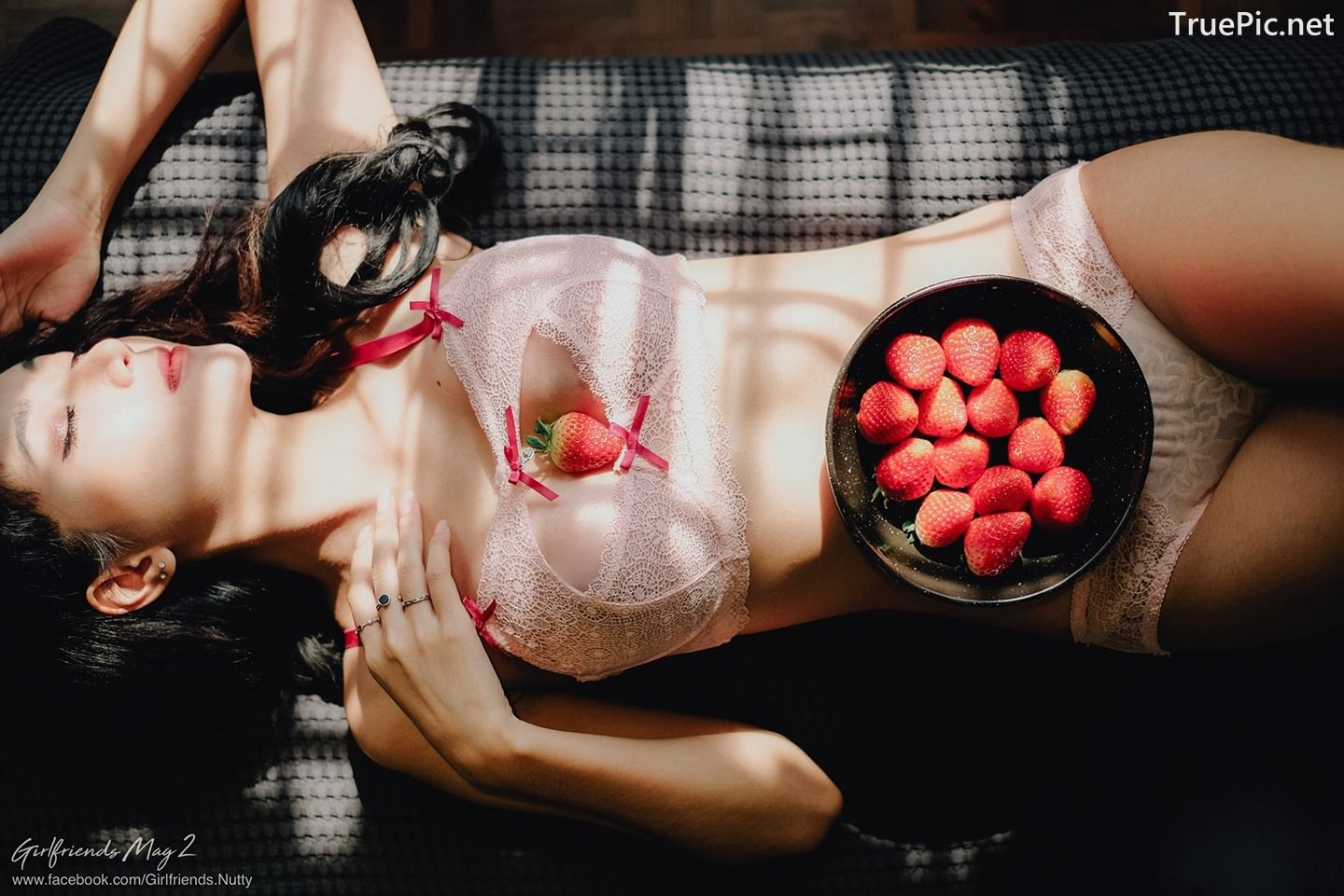Image Thailand Model - Piyatida Rotjutharak - Strawberry Girl - TruePic.net - Picture-10