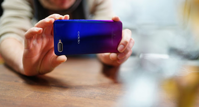 4 reasons to choose the OPPO RX17 Neo