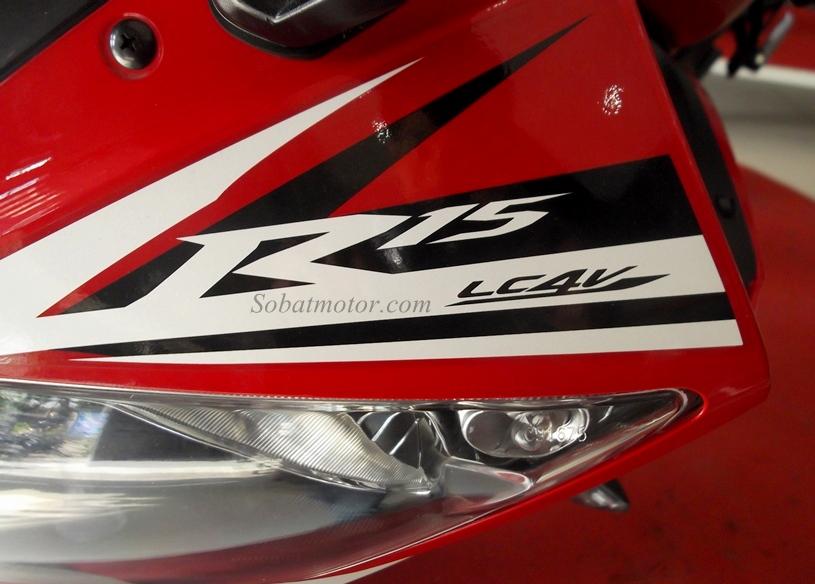 Next Yamaha YZF R15 V3 nantinya akan menggunakan rem ABS dan Combi Brake System ? . . waduh