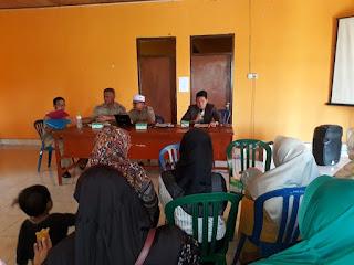 Tingkatkan Layanan Masyarakat, Pemerintah Desa Bujak Kerjasama Dengan Dinas Kesehatan.