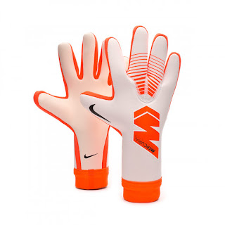 NIKE MERCURIAL TOUCH VICTORY GLOVE White-Hyper crimson-Black