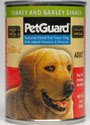 Picture of Petguard Turkey And Barley Canned Dog Food