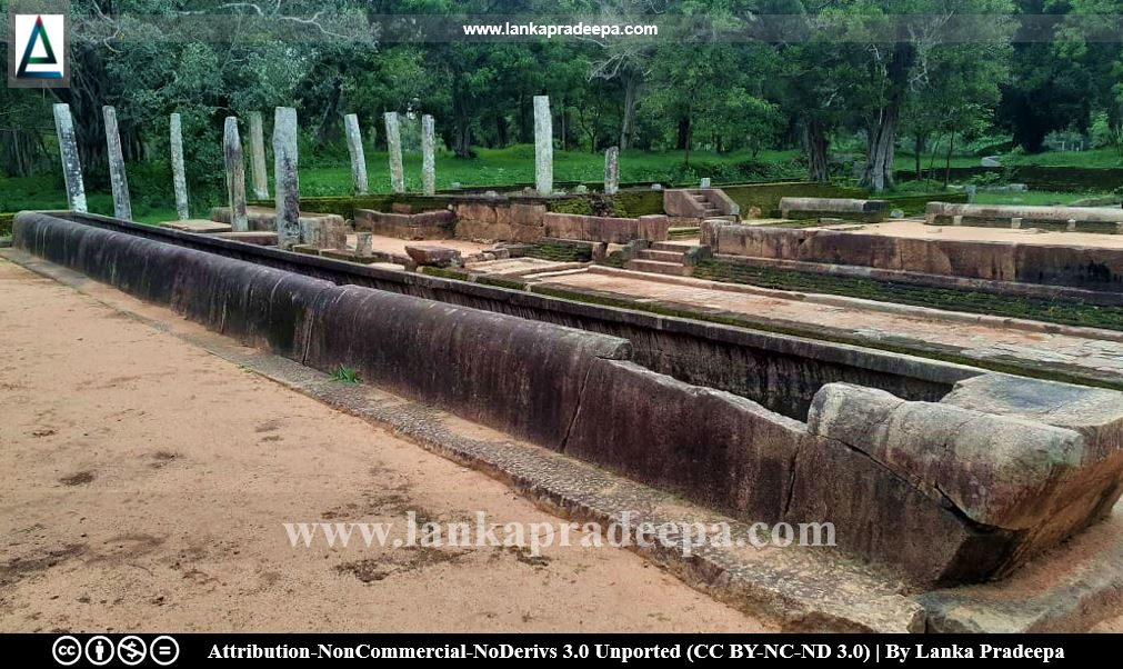 Abhayagiriya Alms-Hall