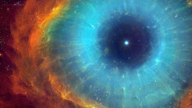Papel de parede nebulosa Hélice em HD 1080p nebula wallpapers for desktop