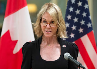 Kelly Knight Craft Nominated as the New US Ambassador to the UN