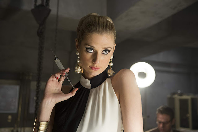 Elizabeth Debicki se junta ao elenco do próximo filme de Christopher Nolan