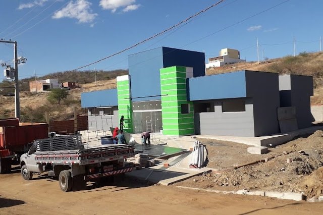 Em Picuí, população do bairro JK deve receber sua UBS nos próximos dias
