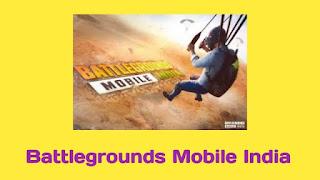 Battlegrounds cell India