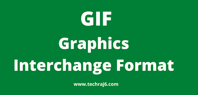 GIF full form,what is the full form of GIF
