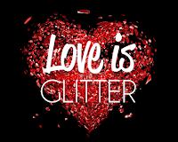Logo ''Love is Glitter'': Ops! ti regala gratis un buono sconto da 10 euro