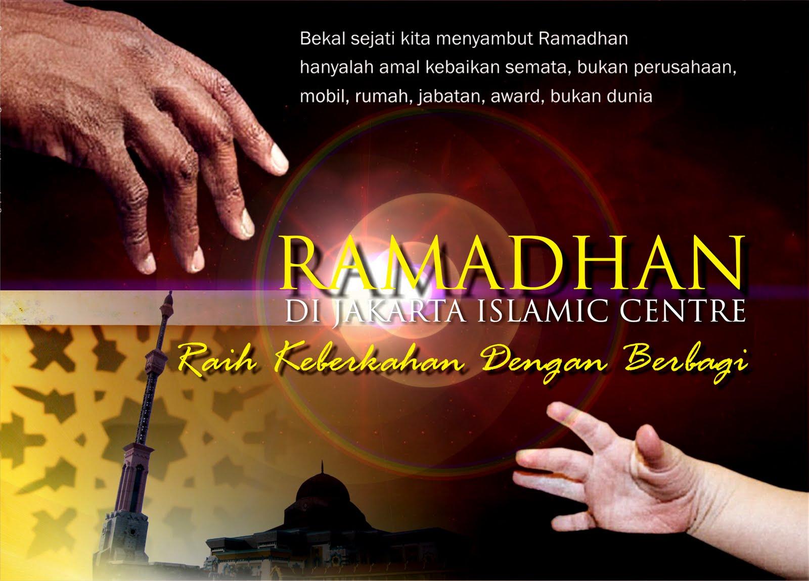 Desain Cover Proposal Ramadhan 1432 H Jakarta Islamic Center Umi Hilwa