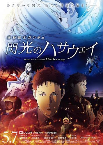 Mobile Suit Gundam: Hathaway (BRRip 720p Dual Latino – Japones) (2021)
