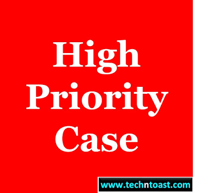 Tooltip - High Priority Case