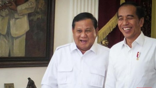 Prabowo Gabung Jokowi untuk Mengabdi, Said Didu: BuzzeRp-Komisaris BUMN juga Bilang Begitu