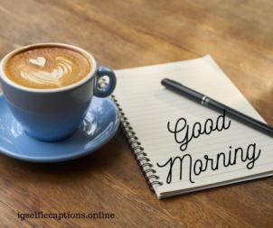 good morning friday coffee