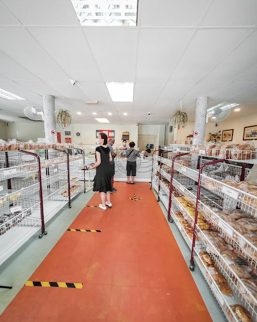 Continental Bakery - Popular Bakery Selling Healthy Breads and Buns in Penang