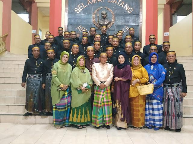 Ketua DPRD Bone Pimpin Rapat Paripurna Istimewa HJB ke 689