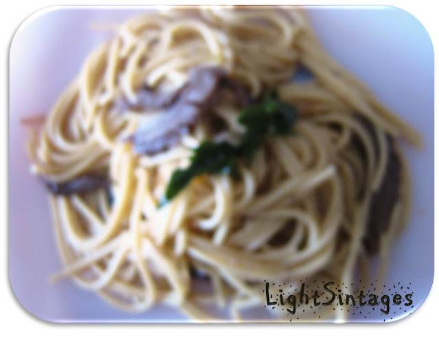 Αποτέλεσμα εικόνας για Σπαγγέτι με μανιτάρια