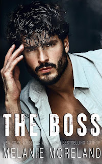 The Boss by Melanie Moreland book cover