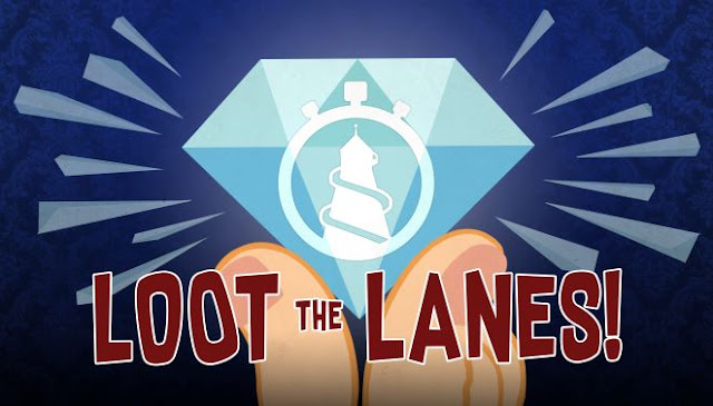 Loot The Lanes Pier Pressure Review
