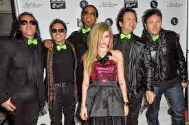 avril lavigne what the hell lyrics chad kroeger engagement