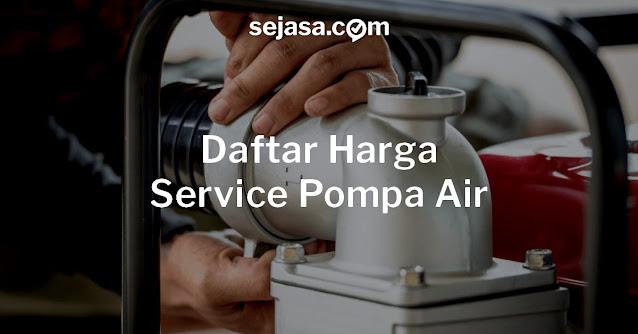 Jasa Pasang & Service Pompa Air Samarinda, Kalimantan Timur Bergaransi