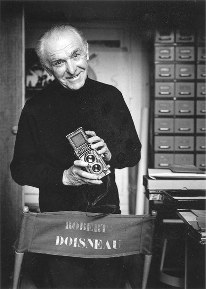 Robert Doisneau's Author Page