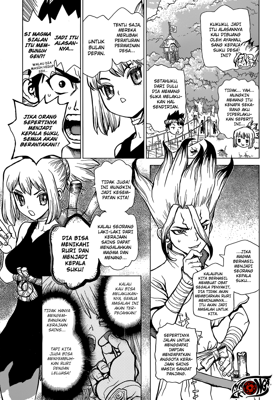 Dr Stone Chapter 27-11