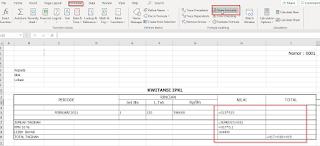 2 Cara Melihat Rumus Formula di Microsoft Excel